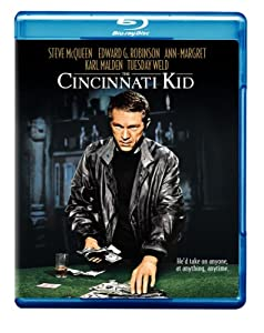 Cincinnati Kid [Blu-ray] [Import]
