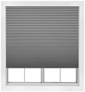 Redi Shade Easy Lift, 48-inch by 64-inch, Trim-at-Home (fits windows 28-inches to 48-inches wide) Cordless Honeycomb Cellular Shade, Light at Sears.com