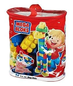 Megabloks 80pc Lrg Mega Bloks Bag