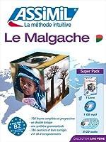 Le Malgache: livre + 4 CD audio + 1 CD mp3
