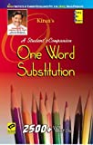 One Word Substitution(English)
