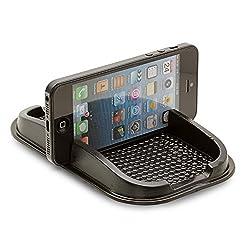 Okra Smartphone & GPS Dashboard Grip Mount Holder - (Retail Packaging)