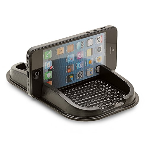 Okra® Smartphone & GPS Dashboard Grip Mount Holder - (Retail Packaging)