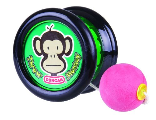 Throw Monkey Yo-Yo (colors and styles  may vary) - 1