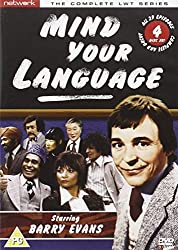 Mind Your Language: The Complete Series - 4 DVD SET - Barry Evans (Actor), George Camiller (Actor) - Actors: Barry Evans, George Camiller, Jacki Harding, Zara Nutley, Ricardo Montez - Writers: Vince Powell