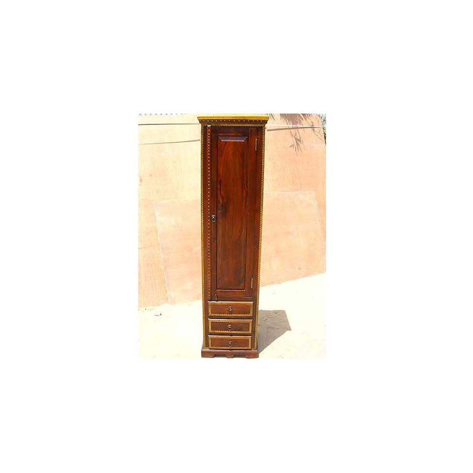 Wood corner kitchen stand storage cabinet shelf unit home - Wooden kitchen shelf unit ...