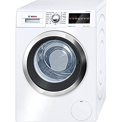 Bosch WAT24460IN Fully-automatic Front-loading Washing Machine (8 Kg, White)