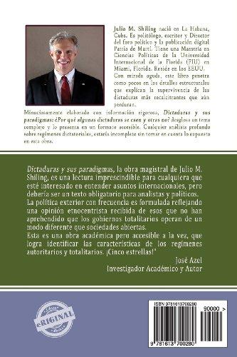 Dictaduras y sus paradigmas. Tomo II: ¿Por qué algunas dictaduras se caen y otras no?