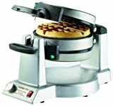 Waring Pro WMK600 Double Belgian-Waffle Maker