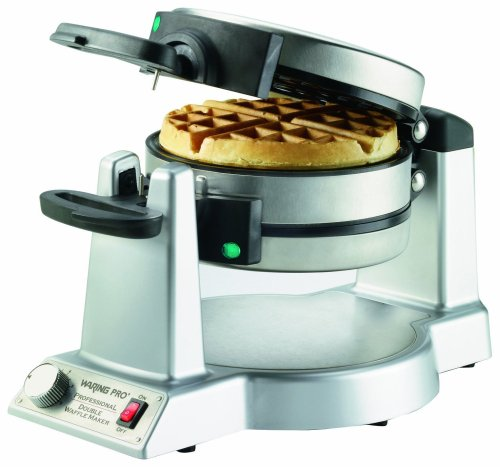 Why Should You Buy Waring Pro WMK600 Double Belgian-Waffle Maker