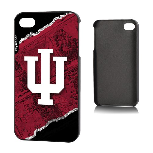 Indiana Hoosiers Iphone 4/4S Slim Case Brick Ncaa