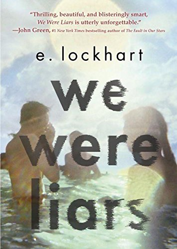 Buchseite und Rezensionen zu 'We Were Liars' von E. Lockhart
