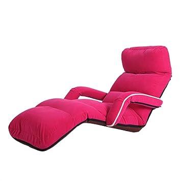 kreativ Sofa Faltbare Sofa Sessel Balkon Kissen Sofa Stuhl Fashion Persönlichkeit Weiche und bequeme Entspannung Sofa Liegestuhl ( farbe : #1 )
