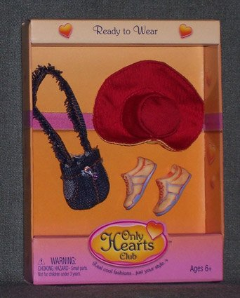 Only Hearts Club Accessories-Styles Sold Seperately - 1