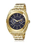 ESPRIT COLLECTION Reloj de cuarzo Woman EL102072F05 Azul/Dorado