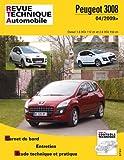 Peugeot 3008 Diesel 1.6 HDi 112 ch et 2.0 HDi 150 ch depuis 04/2009...
