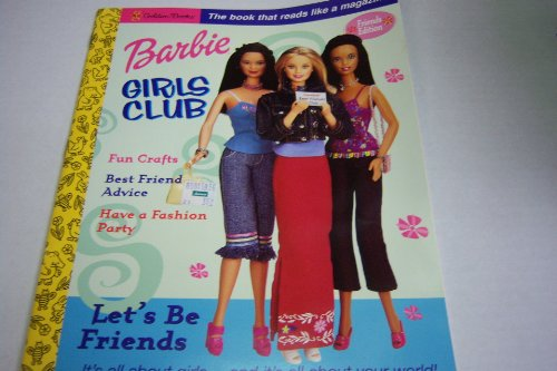 Barbie Girls Club Let's Be Friends