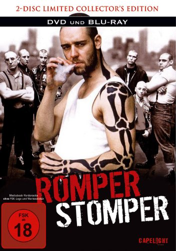 Romper Stomper (Limited Edition) [Blu-ray]