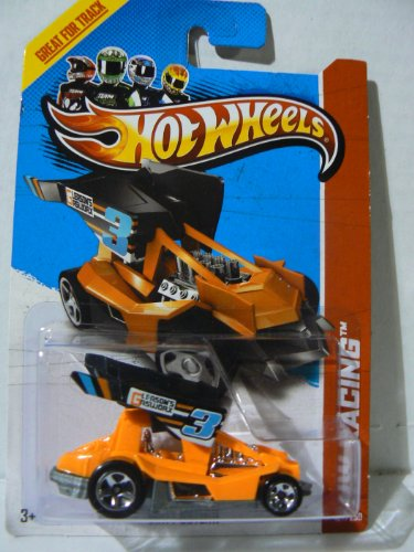 Hot Wheels HW Racing Dirty Outlaw - 1
