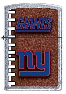 New York Giants NFL Football Style Zippo Lighter by Zippo