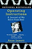 Operating Instructions: A Journal of My Son's First Year (1400079098) by Anne Lamott