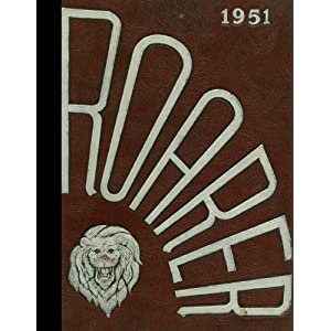 (Reprint) 1951 Yearbook: Ouachita Junior High School, Monroe, Louisiana Ouachita Junior High School 1951 Yearbook Staff
