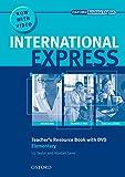 img - for International Express: Elementary: Teacher's Resource Book with DVD book / textbook / text book