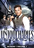 The Untouchables - Season 1, Vol. 1 (DVD)