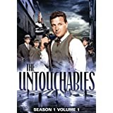 The Untouchables - Season 1, Vol. 1 ~ Robert Stack