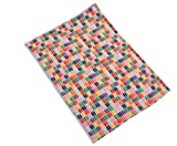 Gift Republic Stamp Collection Tea Towel Multi-Coloured
