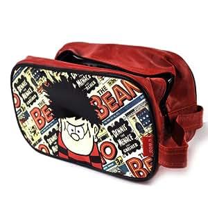 The Beano Dennis the Menace Retro Toiletries Wash Bag
