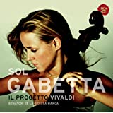 Vivaldi: Cello Concertos, Il Progetto (The Vivaldi Project)by Sol Gabetta