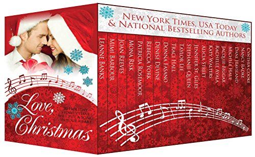 20-in-1 BOXED SET ALERT!  Holiday stories that will put a song in your heart!  Love, Christmas by NYT, USA Today and national best-selling authors
