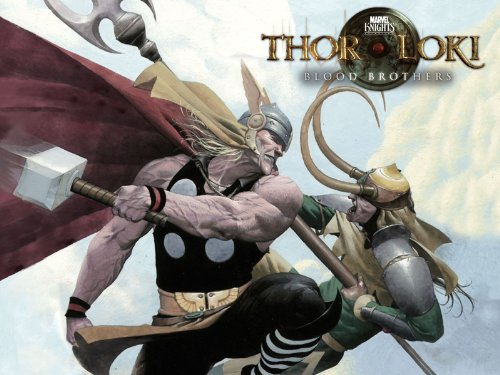 Thor & Loki: Blood Brothers Season 1