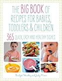 Judy More Big Book of Recipes for Babies, Toddlers & Children