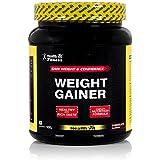 Healthvit Fitness Weight Gainer - 500 G (Chocolate)