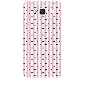 Skin4Gadgets ABSTRACT PATTERN 55 Phone Skin STICKER for XIAOMI REDMI 2