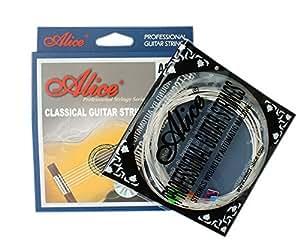 AC130 Nylon Classical Guitar Strings Set Guitar Strings ...
