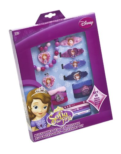 Sofia The First Accessories Box Set