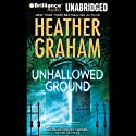 Unhallowed Ground Audiobook by Heather Graham Narrated by Emily Durante