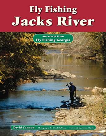 Fly fishing jacks river an excerpt from fly for Amazon fly fishing