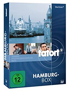 Tatort: Hamburg-Box [3 DVDs]