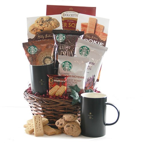 Starbucks Sensation Starbucks Gift Basket