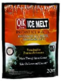 Milazzo Industries 765784 Qik Joe Ice Melt Pellets, 20-Pound