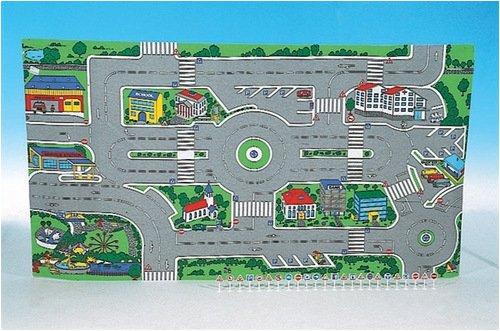 Imagen principal de Molto - 5551 - la infancia de juguetes - Mat - 124 x 60