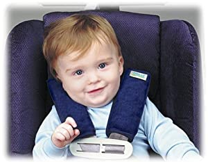 Jolly Jumper Soft Straps Carseat Strap Covers Soft Sherpa 710, Assorted color from Jolly Jumper