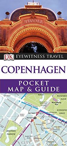 DK Eyewitness Pocket Map and Guide: Copenhagen