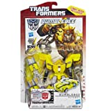 Bumblebee Transformers Generations Thrilling 30 #004 Deluxe Class Action Figure