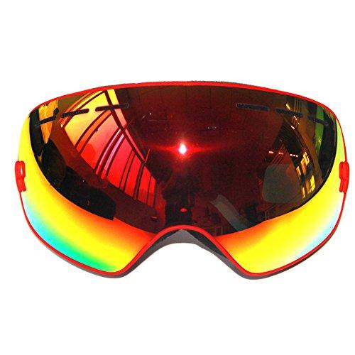 pyl ski snowboard skibrillen mit abnehmbare anti nebel linse winddicht schlagfestigkeit. Black Bedroom Furniture Sets. Home Design Ideas