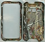 Samsung Galaxy Rugby Pro I547 Skin Hard Case/cover/faceplate/snap On/housing/protector Camo Rt Tree Hunting